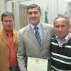 Carlos Chandía engalanó 7º aniversario de Asociación de Árbitros Anfa 8ª Región