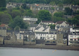 17050730 May 22 The village of South Queensferry from our balcony