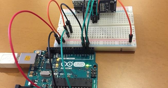 hawksnowlog: Arduino で超音波センサ (HC-SR04) を使ってみた