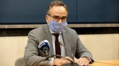 Β. Κοντοζαμάνης: Το σύστημα υγείας είναι σε θέση να αντιμετωπίσει οποιαδήποτε δυσμενή εξέλιξη