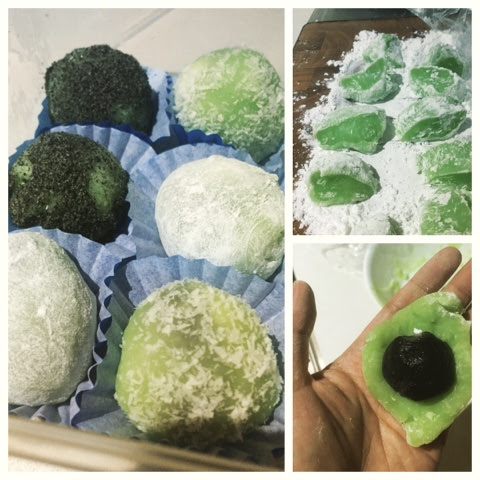 The ease of making mochi