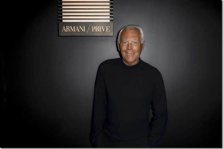 Giorgio Armani_SGP Italia