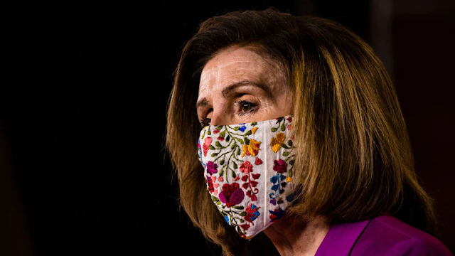 House Dems Propose Fining Members Of Congress $500 For Not Wearing A Mask