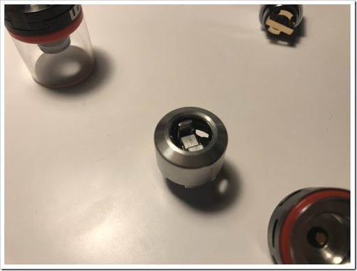 IMG 5988 thumb - 【味の濃いRTA】Youde UD Zephyrus V3(ゼフィルスV3)クリアロマイザーレビュー!RBAユニット付属でコスパ最強のクリアロマイザー!しかもこいつ、味濃厚かつ爆煙OKな最高の一品だったんです【最強じゃね?】
