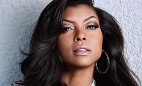 Taraji P. Henson sweet photos