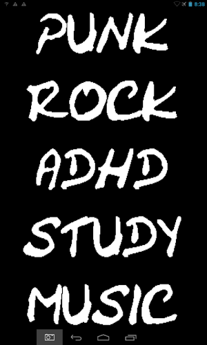 790fc371f38b7 Punk Rock ADHD Study Music APK | APKPure.ai