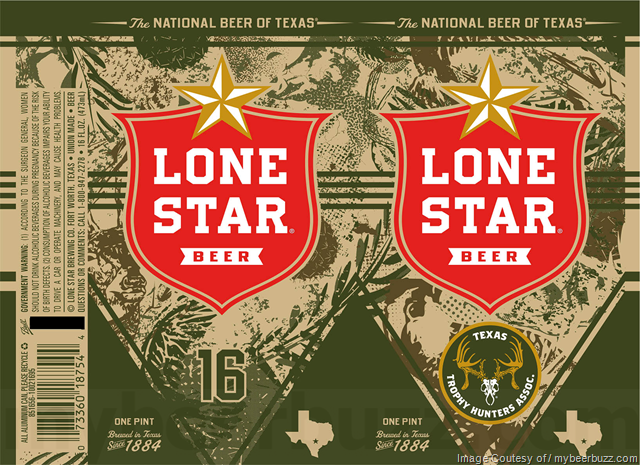 Lone Star & Lone Star Light Celebrate Texas Independence & Texas Trophy Hunters Assoc