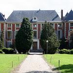 Château de Luat : façade