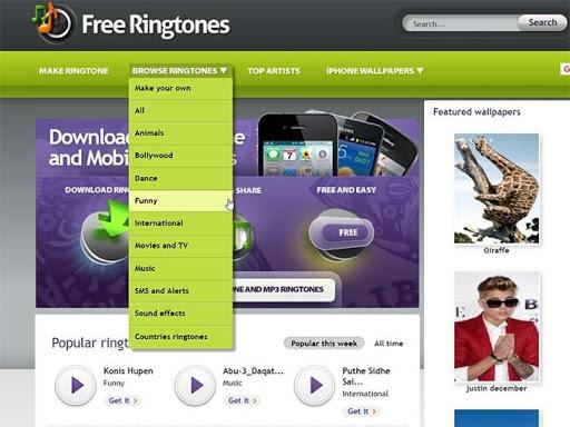 suonerie per cellulare gratis senza abbonamento