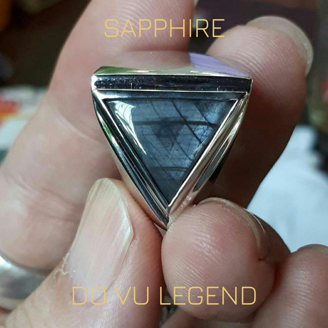 Nhẫn Sapphire