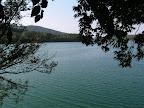 Η λίμνη Πλαστήρα