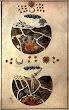Cabala Mineralis Manuscript Engraving 3