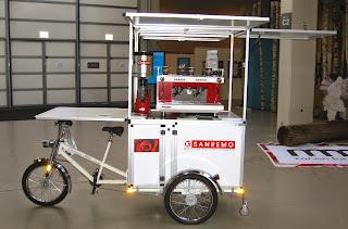 Cykelsalgsvogn