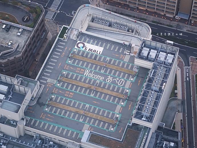 26 日本大阪 阿倍野展望台 HARUKAS 300 日本第一高摩天大樓 360度無死角視野 日夜皆美