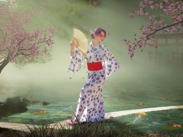 Japan Magic Samurai Beauty, Magic Samurai Beauties