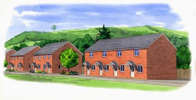 Housing scheme to target those living, working and volunteering in the area