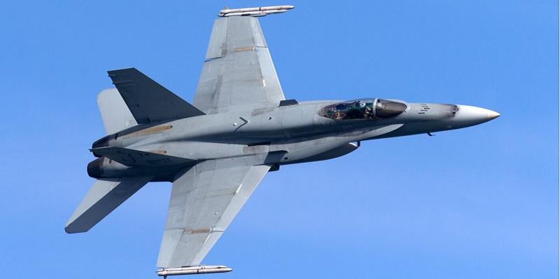 Palestina-Israel Berkonflik, AS Kerahkan F-18 Ke Arab Saudi