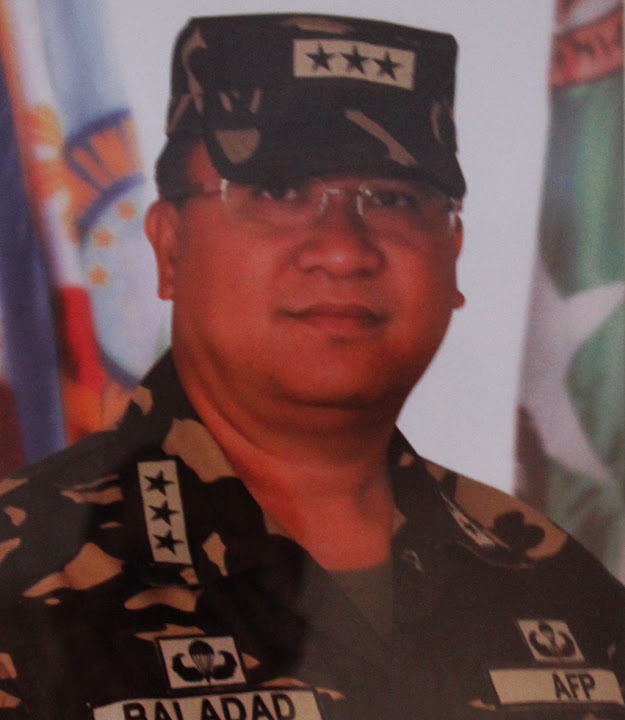 LTGEN AURELIO B BALADAD AFP (05 SEP 2014 TO 22 NOV 2015)