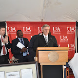 UACCH-Texarkana Creation Ceremony & Steel Signing - DSC_0164.JPG