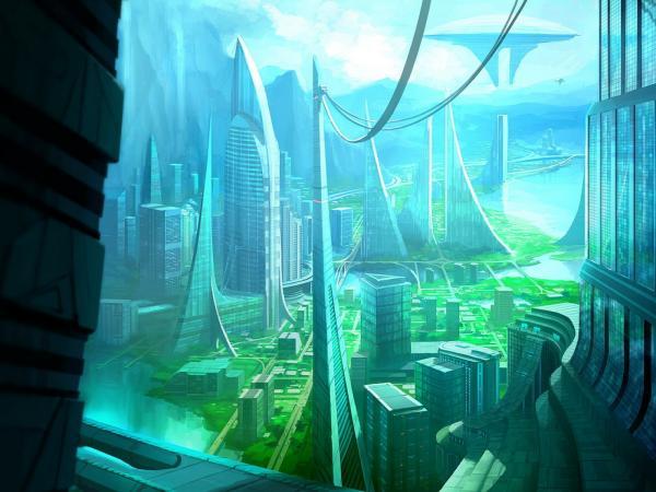 City Of Blue Lights, Fiction 1
