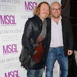 OIC - ENTSIMAGES.COM - Leigh Francis and Hussani Ajlani MediaSkin Gifting Lounge at Salmontini London 19th January 2015Photo Mobis Photos/OIC 0203 174 1069