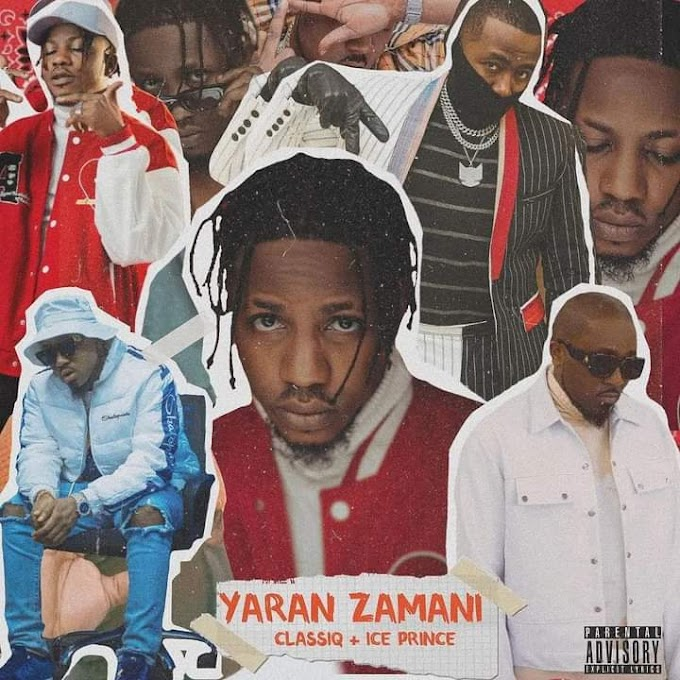 ClassiQ — Yaran Zamani (Ft. Iceprince)