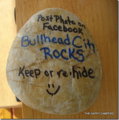 THE HAPPY CAMPERS: BULLHEAD CITY ROCKS