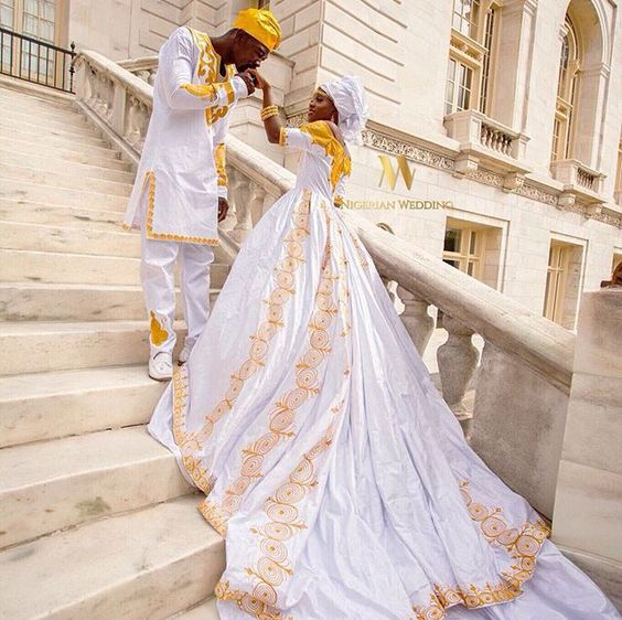 South African Wedding Dresses Traditional Designs 2018 4