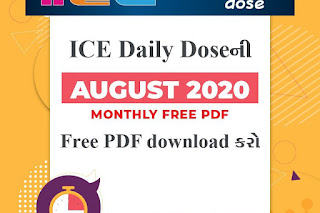 ICE Daily Dose - August 2020
