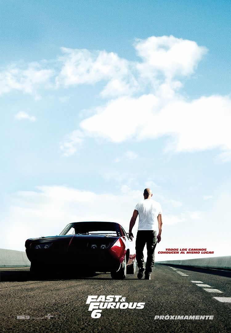 A todo gas 6 - Fast & Furious 6 (2013)