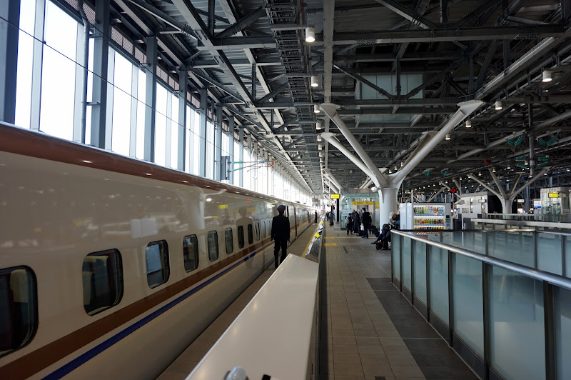 DSC07981 - Ride with Shinkansen