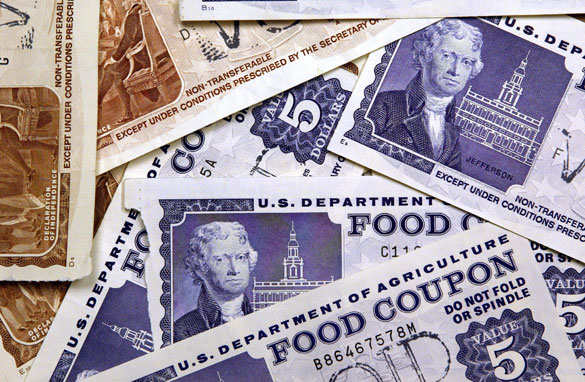 Under Obama, food stamp recipients surpassed 45 million for 5 years