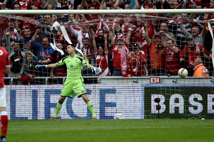 """Silvio Proto n'a aucune rancoeur envers les supporters du Standard : """"Ça fait partie du jeu"""""""