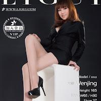 LiGui 2015.09.03 网络丽人 Model 文静 [38P] cover.jpg
