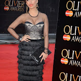 OIC - ENTSIMAGES.COM - Preeya Kalidas at the The Olivier Awards in London 12th April 2015  Photo Mobis Photos/OIC 0203 174 1069
