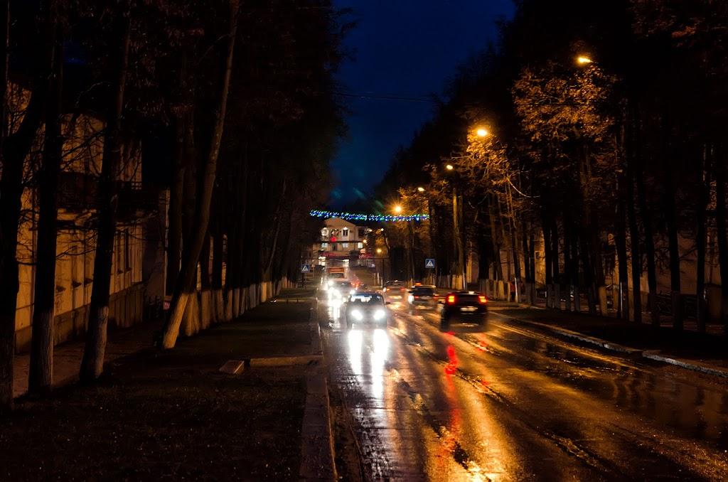 20 декабря 2011 года. Проспект Мира