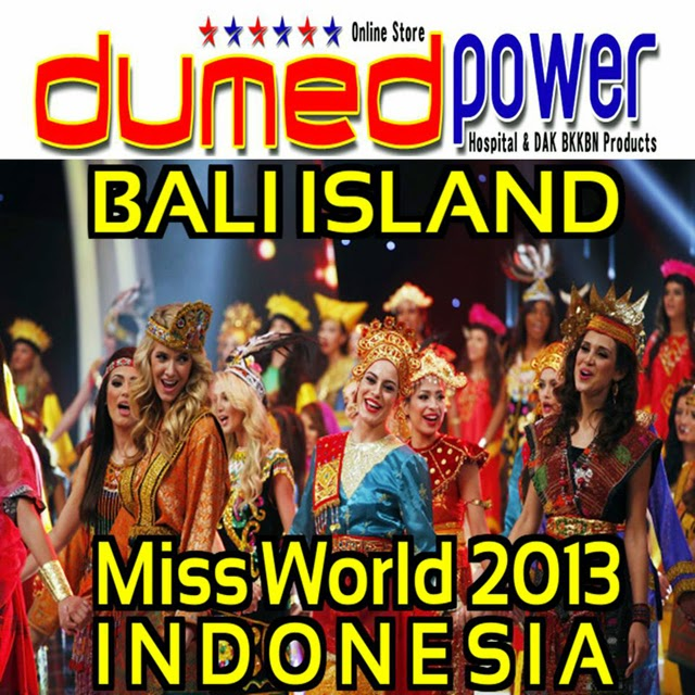 Miss-World-2013-Nusa-Dua-Bali-Dressing-A-Traditional-Clothes-Of-Indonesian-People