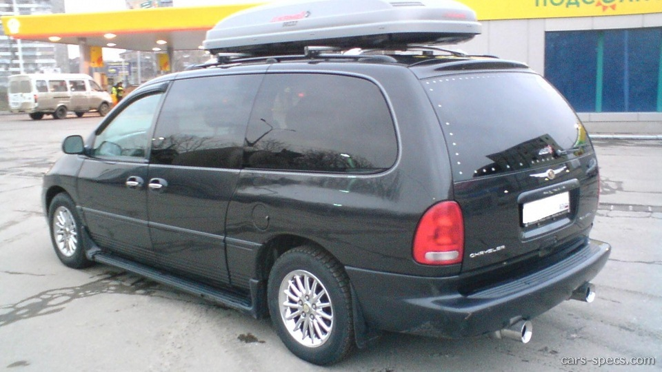 1998 chrysler town and country minivan specifications pictures prices. Black Bedroom Furniture Sets. Home Design Ideas