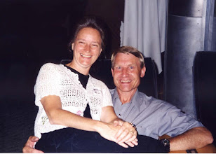 Photo: Glenna Brown Hansen and Errol Hansen