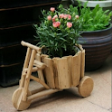 Flower Pot Design icon