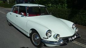 Citroen 1964 DS 19 Pallas