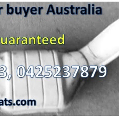 Catalytic converter recycling Australia - Cat Recycling