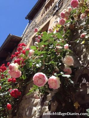 French Village Diaries Mini Cooper road trip Plus Beaux Villages France Ste Eulalie
