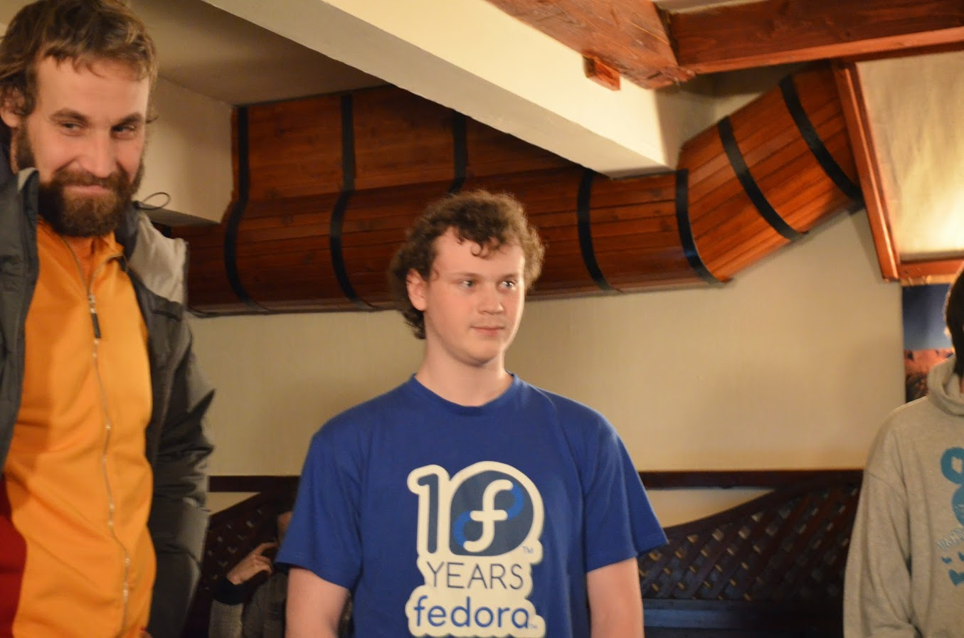 10 лет Fedora