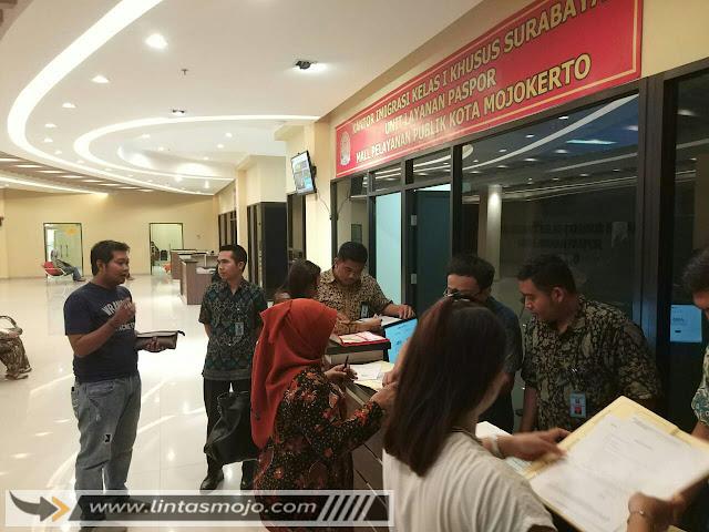 layanan paspor gedung gmsc