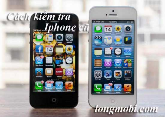cach test iphone cu