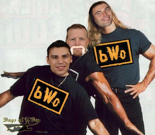 Bruins World Order