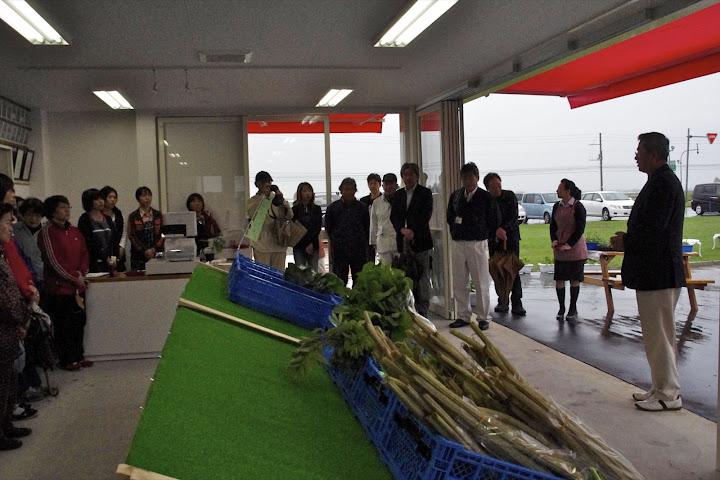 写真:佐野豊町長のご挨拶