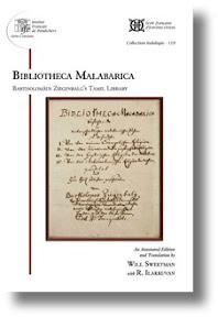 [Ziegenbalg: Bibliotheca Malabarica]