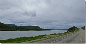 Liard River, Alaska Highway